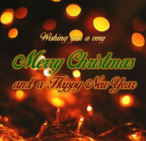 wishing    merry christmas  happy  year animated gif image dong huong kontum