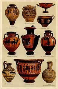 griechische vasen dekorieren mit kunst griechische keramik