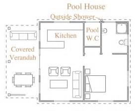 pics photos pool house floor plans