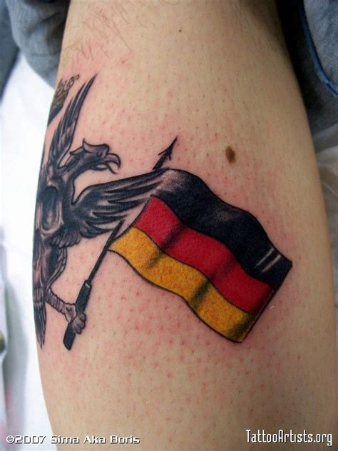 german flag tattoo 1000 images about significations of german on