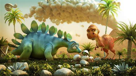 concept art fantasy illustrations photoshopcoolvibe digital art cartoon art dinosaurs 3d concept art fantasy