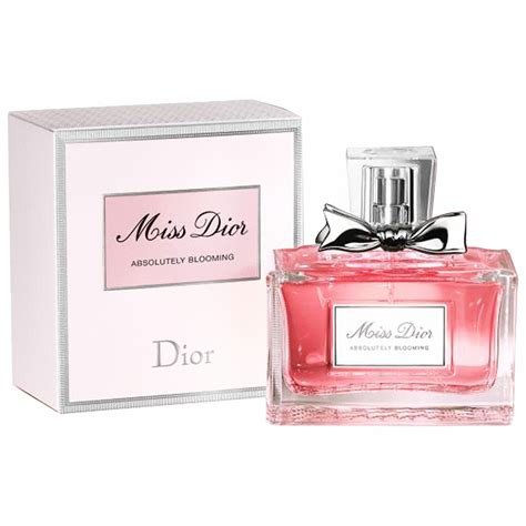 dior by dior the miss dior absolutely blooming by christian dior le parfumier