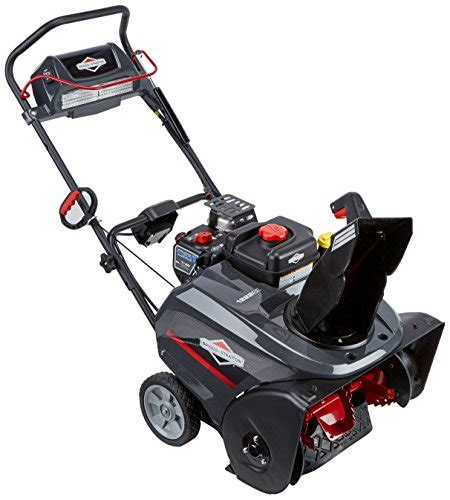 The Home Decor Superstore by Briggs And Stratton 1696507 Single Stage Snow Thrower With