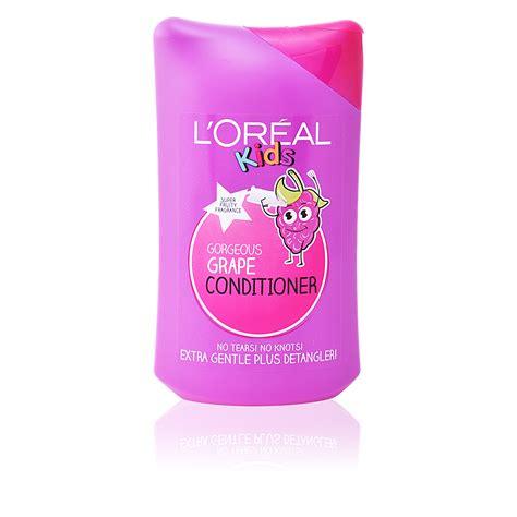 Loreal Berry Strawberry Conditioner 250ml Original 100 l or 233 al cheveux l oreal gorgeus grape conditioner sur