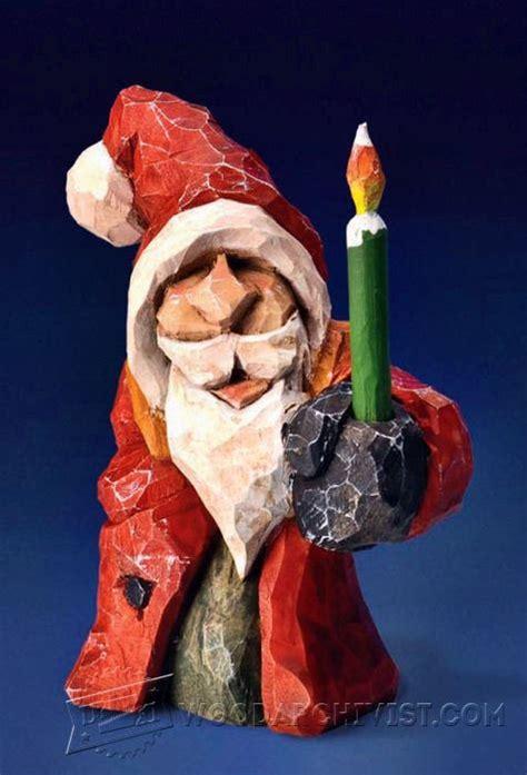 Santa Carving   Wood Carving Patterns ? WoodArchivist