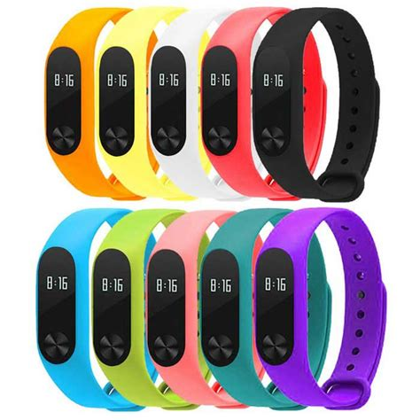 "Xiaomi 0.42"" OLED Touch Screen Mi Band 2 Smart Bracelet   Replace Band   Free Shipping   DealExtreme"