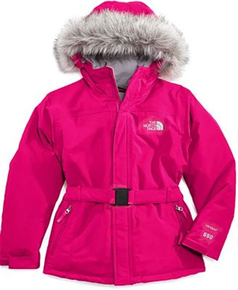 kids coats jackets for boys girls macys the north face kids coat little girls greenland jacket