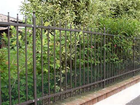 recinzioni giardino recinzioni giardino brescia recinzione per cortile