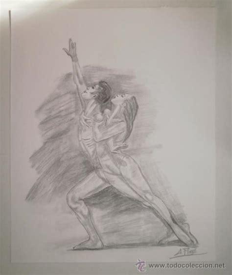 imagenes extraordinarias a lapiz dibujo l 225 mina a l 225 piz bailarines 29 2x36 7 cm comprar