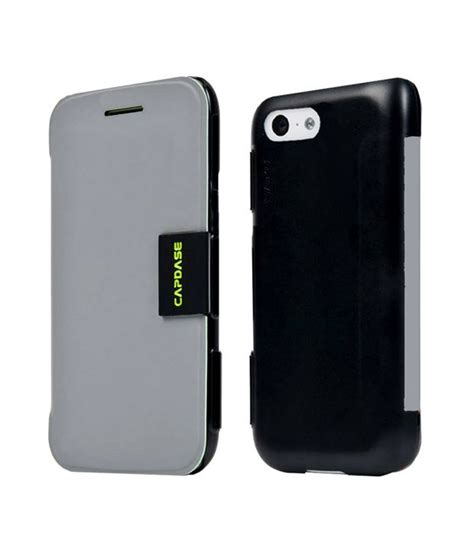 Capdase Karapace Touch Iphone 5c 1 capdase karapace protective sider elli for apple iphone 5c grey buy capdase karapace