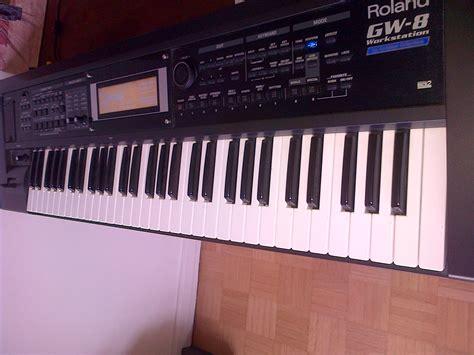 Keyboard Roland Gw 8 roland gw 8 image 526117 audiofanzine