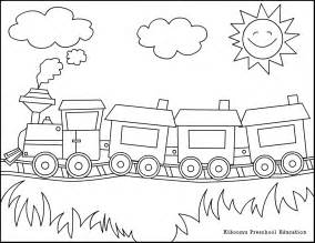Train coloring pages in addition christmas rudolph reindeer coloring