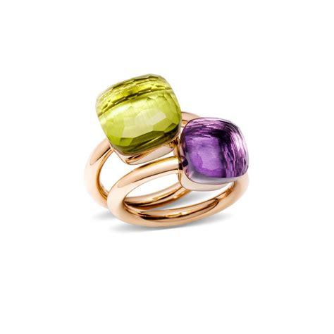 anello nudo di pomellato anelli nudo pomellato gioielleria