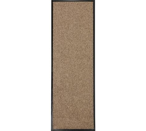 brown rug argos buy collection washable absorbing runner brown at argos co uk your shop for rugs and