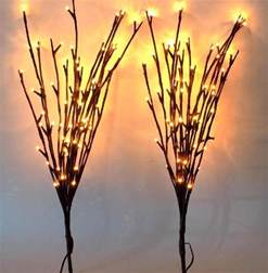 outdoor lighted branches 19 willow branch shaped bendable indoor outdoor