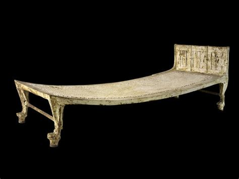 egyptian couch ancient egyptian furniture 3designhistory