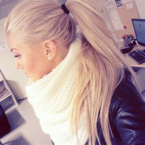 hairstyles with color extensions gorgeous shade of blonde and of course her length i