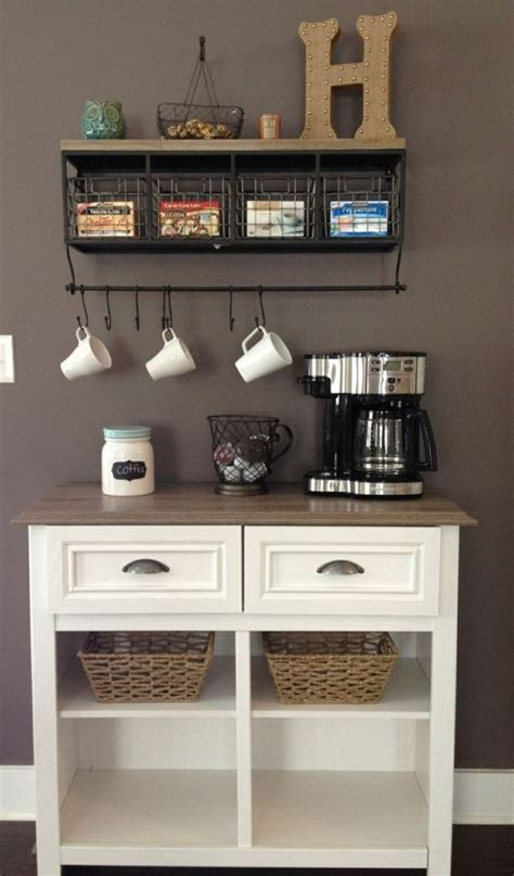 coffee nook ideas 115 best coffee bar inspiration images on pinterest