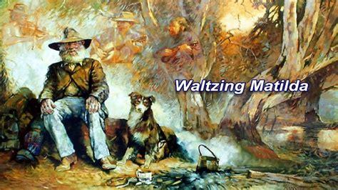 Waltzing Matilda waltzing matilda rolf harris