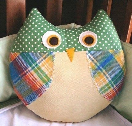owl pillow pattern set hooter the owl pdf tutorial and bonus max the owl pillow plush sewing pattern pdf cute simple fun