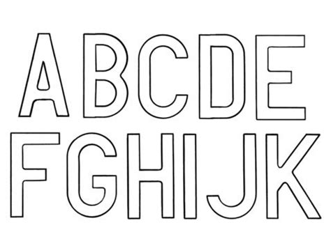 lettere alfabetiche alphabet 233 cole maternelle gellow