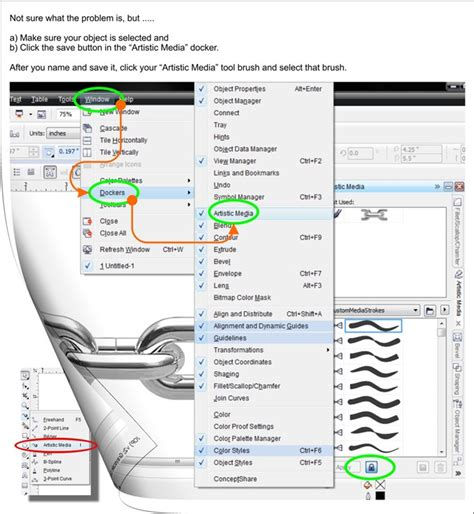 how to join to lines in coreldraw x6 creating a brush stroke coreldraw x6 coreldraw