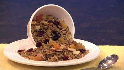 Wlos Carolina Kitchen by Carolina Kitchen Honey Nut Granola Wlos