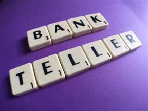 bank teller salary how to become description
