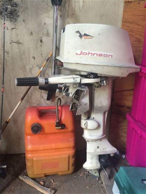 mercury 1f02201ek boat engine find 1964 johnson 10hp seahorse outboard 20 quot shaft