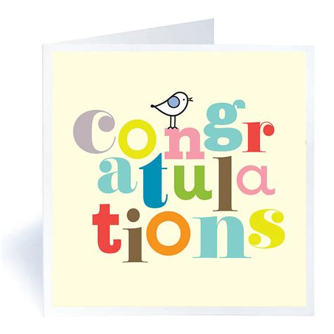 how to make a congratulations card congratulations wishes card