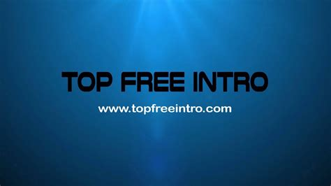 best free ae templates best free intro templates no plugins after effects 2015 3