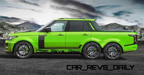 range rover truck startech range rover 6x6
