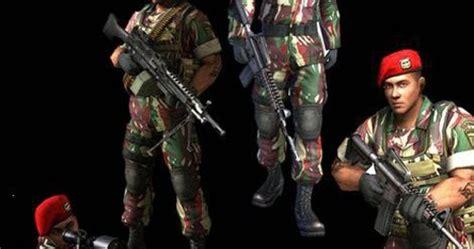 Special Topi Rimba pertempuran seru kopassus dan pasukan elit inggris di