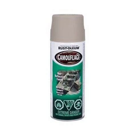 lovely rustoleum camo spray paint 8 rust oleum 259514 340g flat army khaki specialty camouflage