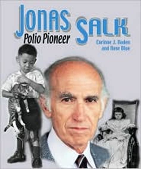 jonas salk a books server error