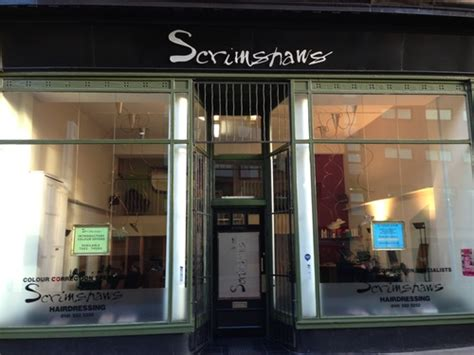 hairdresser in glasgow city centre scrimshaws glasgow health beauty 5pm co uk