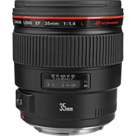 Canon Lensa Ef 35mm F 1 4 L Ii Usm lens canon ef 35mm f 1 4 l usm chuy 234 n nghiệp gi 225 rẻ zshop