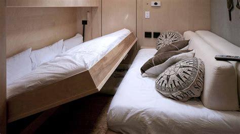 Teardrop Camper Floor Plans Engineer Turns Trailer Into Luxurious Diy Camper