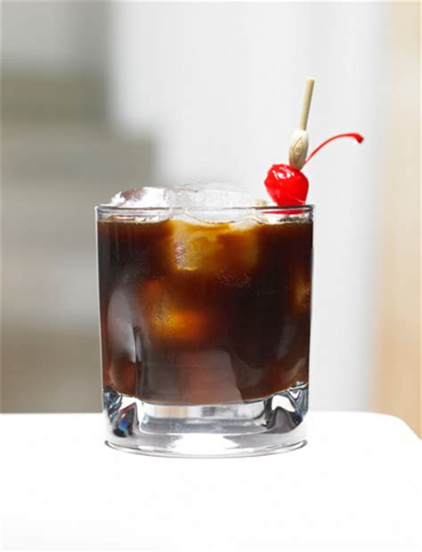 black russian cocktail black russian