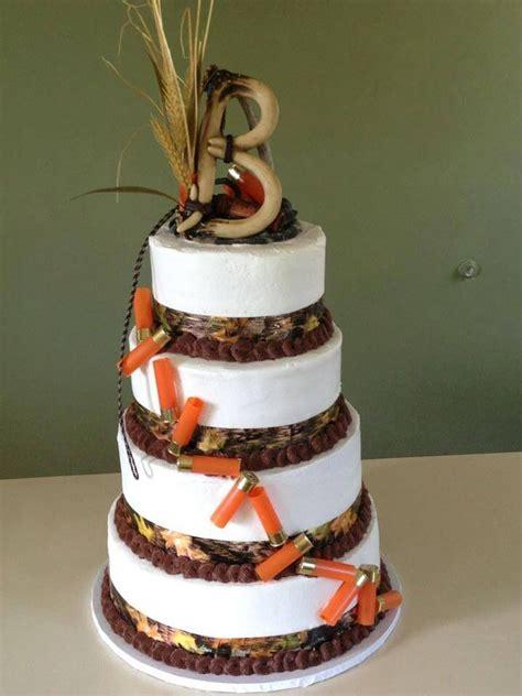 Hochzeitstorte Jagd by 25 Best Ideas About Camo Wedding Cakes On