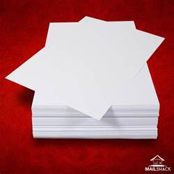 a5 white copier printer paper a5 silky 100gsm white paper velin copier printer inkjet high quality 200 or 500 sheets