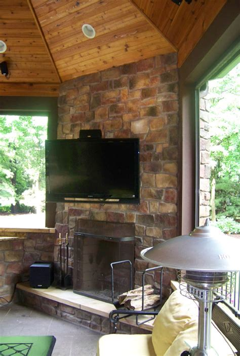 dover home remodelers outdoor living space design