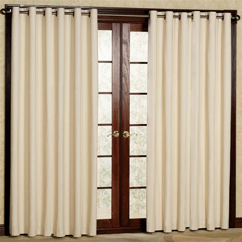 Thermal Drapes For Sliding Glass Door Thermal Curtains For Sliding Glass Doors