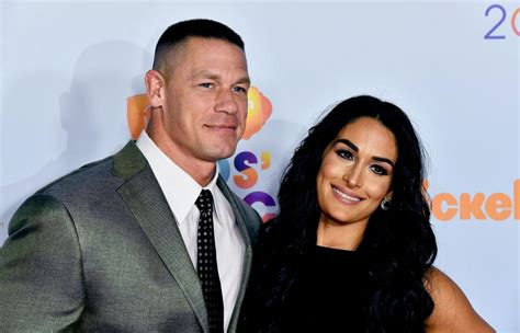 nikki bella birthday date nikki bella john cena share romantic valentine s day amid