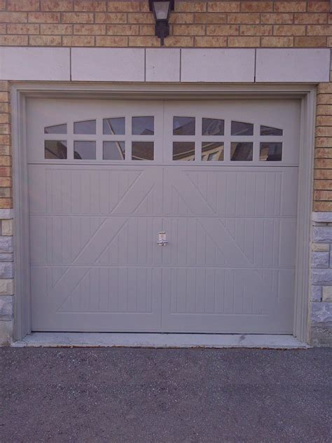 barn style garage doors project gallery