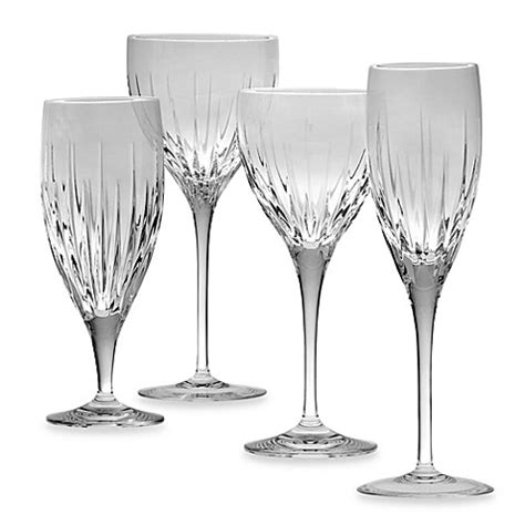 reed barton 174 soho crystal stemware barware and giftware