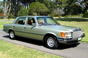 Mercedes 450 Sel Mercedes 450sel 6 9 Saloon Auctions Lot 41 Shannons