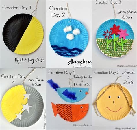 sunday school craft best 25 creation crafts ideas on gods