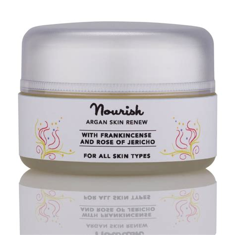 nourish argan skin renew 50ml feelunique