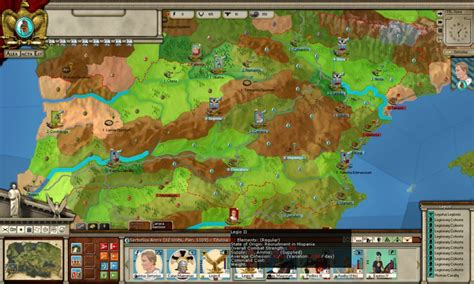 armchair general games alea jacta est roman civil wars pc game review